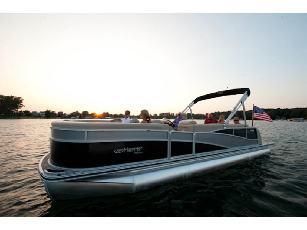 2012 26 Harris Kayot Inc Grand Mariner 250 SL For Sale