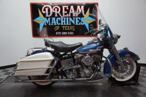 1975 HarleyDavidson FLH 1200 for Sale in Dallas, Texas
