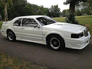 1991 Lincoln Mark VII LSC Sedan 2Door 50L for Sale in
