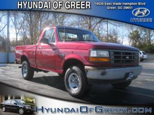 1995 Ford F150 XL for Sale in Greer, South Carolina