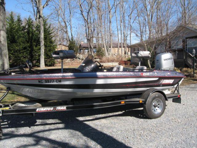 1996 Stratos Bass Boat For Sale In Franklinville North