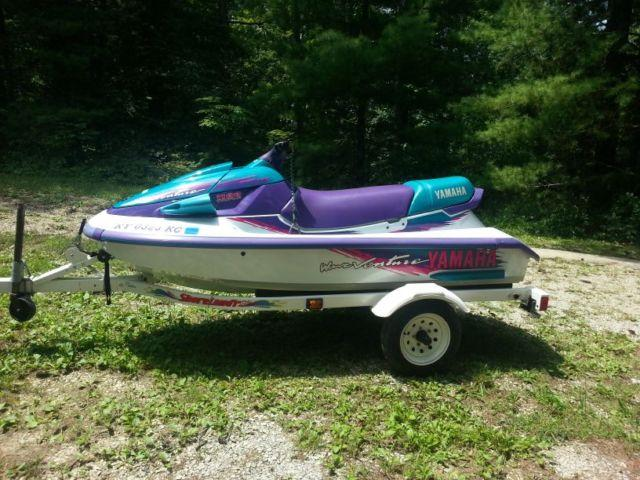 1996 Yamaha Venture WAVE RUNNER 3 Seater