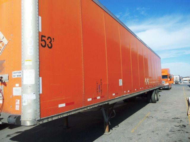 Doors Trailer Dry Van