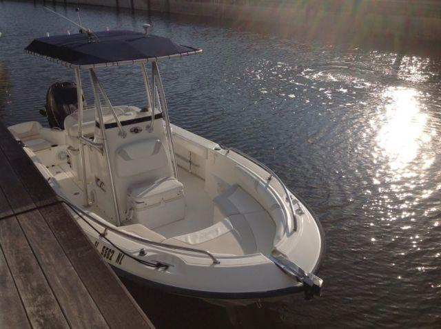 2006 Boston Whaler Outrage 21 Ft For Sale In Braden River