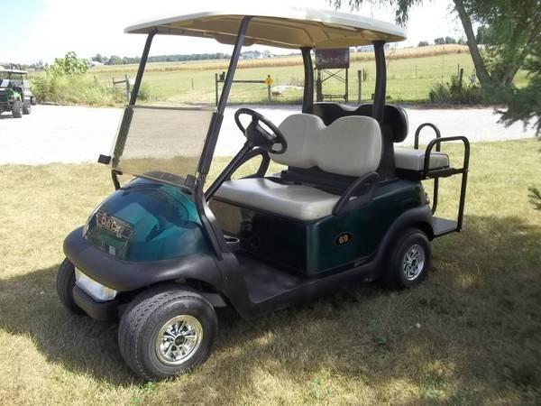 Golf Cart Big Block Kit