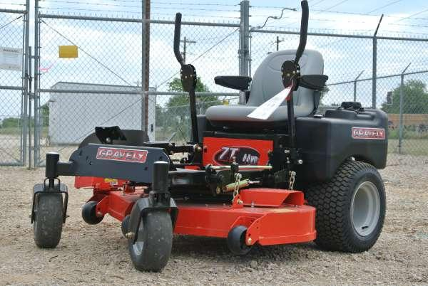 2014 Gravely ZT HD 44 Kawasaki For Sale In Granbury