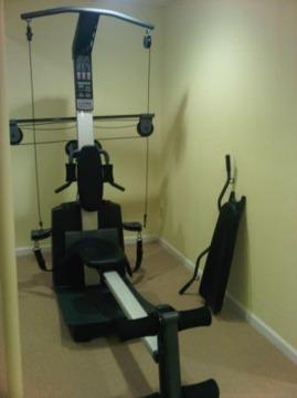 Weider Platinum 800 Ab Lounge Perfect Pushups For Sale In