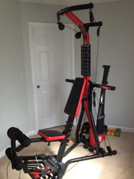 Bowflex Pr3000 Home Gym Workout Fitness Lightly Used Less