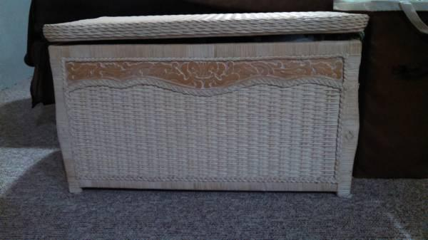 Pier One Wicker Bedroom Furniture Ebay