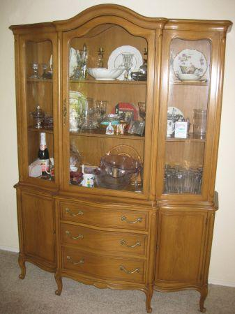 Drexel French Provential Pecan Dining Room Set Prescott For Sale In Prescott Arizona