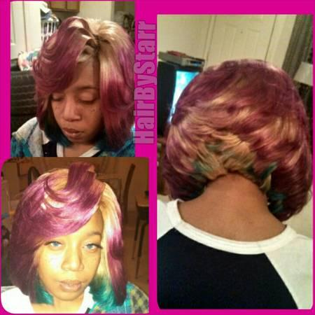 Hair By Starr Specials All Month Sew In Amp Quick Weave And