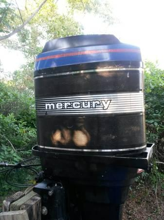 Mercury 79 90 HP Outboard For Parting Out Or Repair