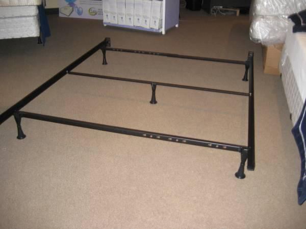 Metal Bed Frames All Dimensions King Queen Full Twin In Stock