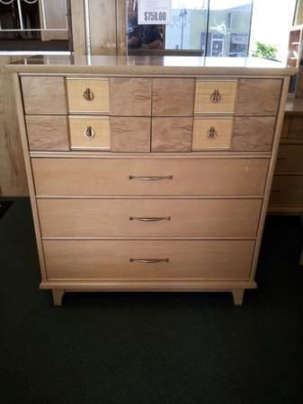 Mid Century Modern Kroehler Bedroom Set For Sale In Reno Nevada Classified