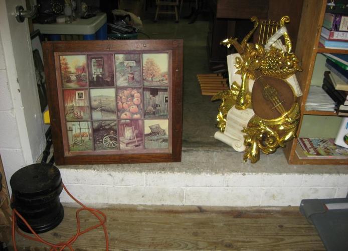 Home Interior Retired Prints