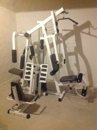 Parabody 350 With Leg Press Great Condition Omaha