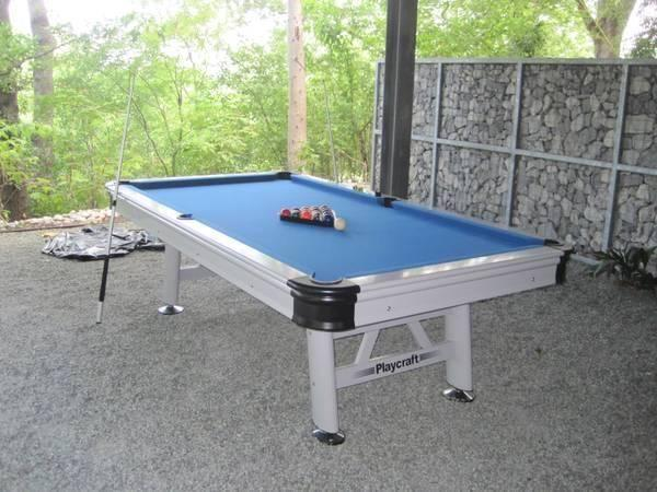 Playcraft Outdoor Pool Table Review Amazing Bedroom Living Room