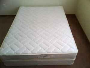 Queen Size Mattress With Matching Box Spring
