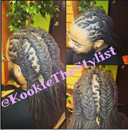 RETWIST And INTERLOCKS For DREADS In Orlando Florida