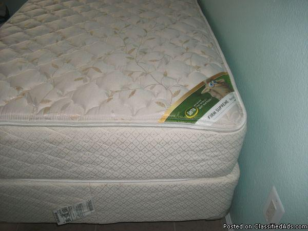 Twin Mattress Box Spring For In Indiana Classifieds And Americanlisted