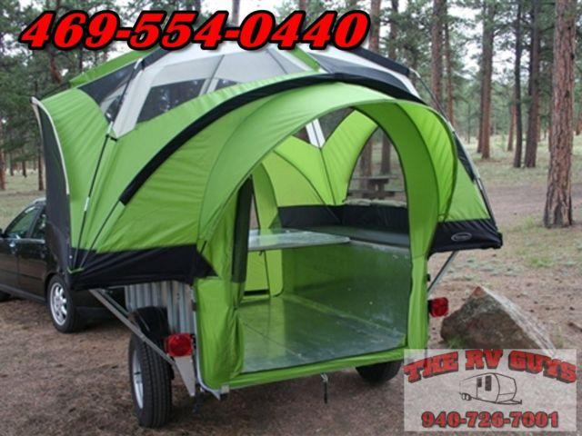 Camping Trailer Utility Duty Double