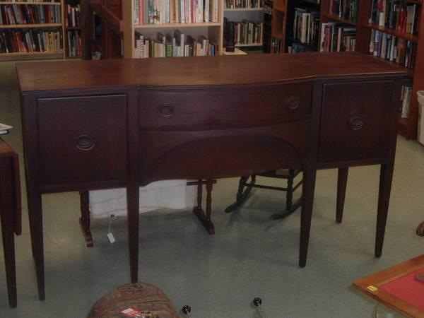 TOMLINSON OF HIGH POINT ANTIQUE MAHOGANY BUFFET For Sale In Melbourne Florida Classified