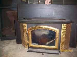 Wood Burning Fireplace Insert Bakersfield For Sale In