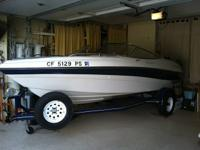 Malibu Ski IO 6 Cyl 1987 For Sale In Oroville