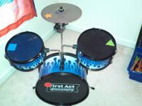 drum set cymbals for sale in Virginia Classifieds   Buy and Sell in     I have a First Act Discovery Drum set for