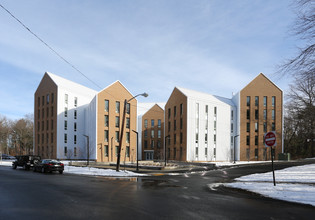 Building Photo Olympia Place Apartments In Amherst Massachusetts