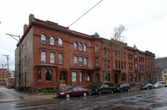 9th St Historic Brownstones Apartments Minneapolis