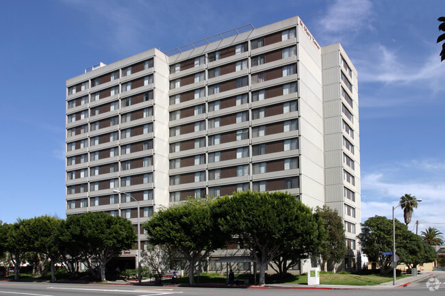 St Mary Tower Apartments Long Beach Ca
