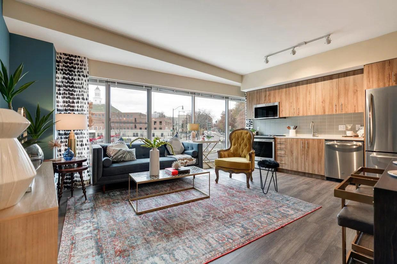 The Banks Apartments - Washington, DC