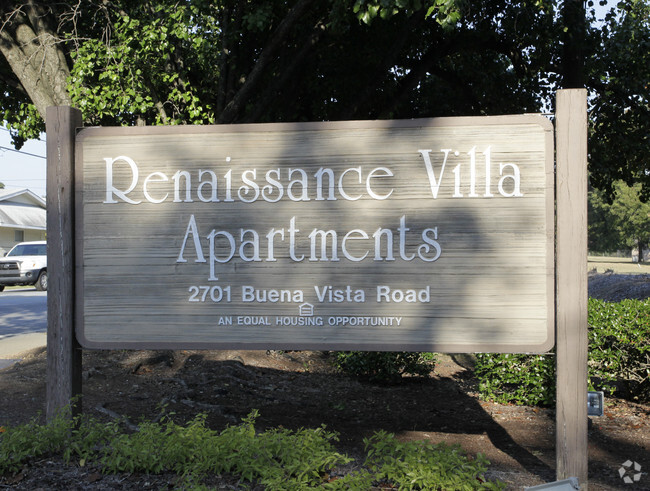 Building Photo Renaissance Villa Apartments