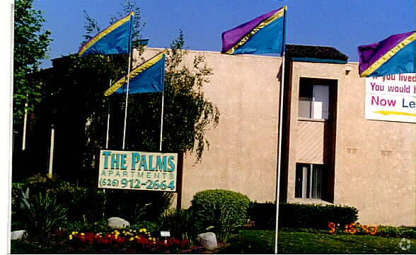 The Palms Apartments Rowland Heights Ca