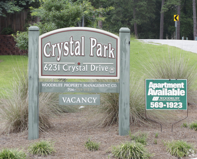 Entrance Crystal Park
