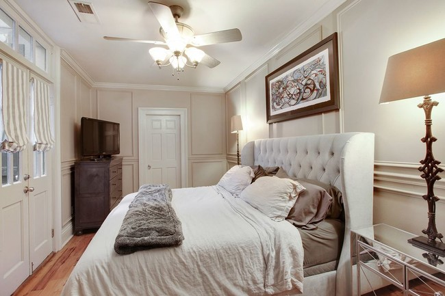 Luxury Partially Furnished French Quarter Apartment For
