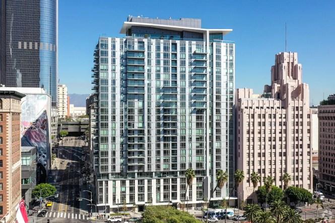Park Fifth Apartments Los Angeles Ca