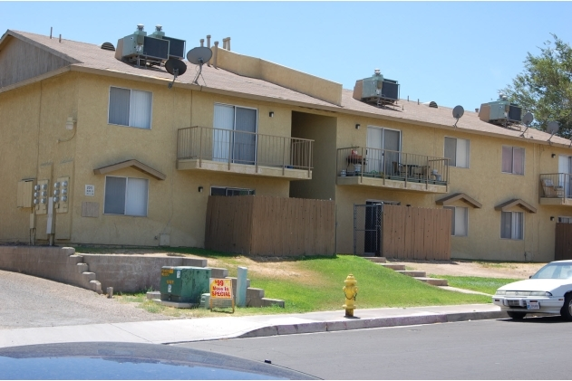 Alfa Apartments In Barstow