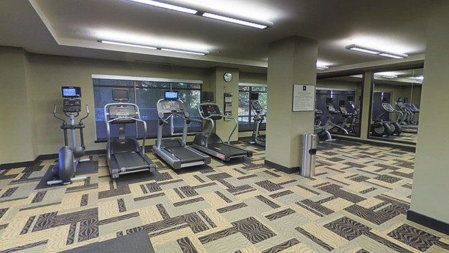 Fitness Center Parc Rosslyn