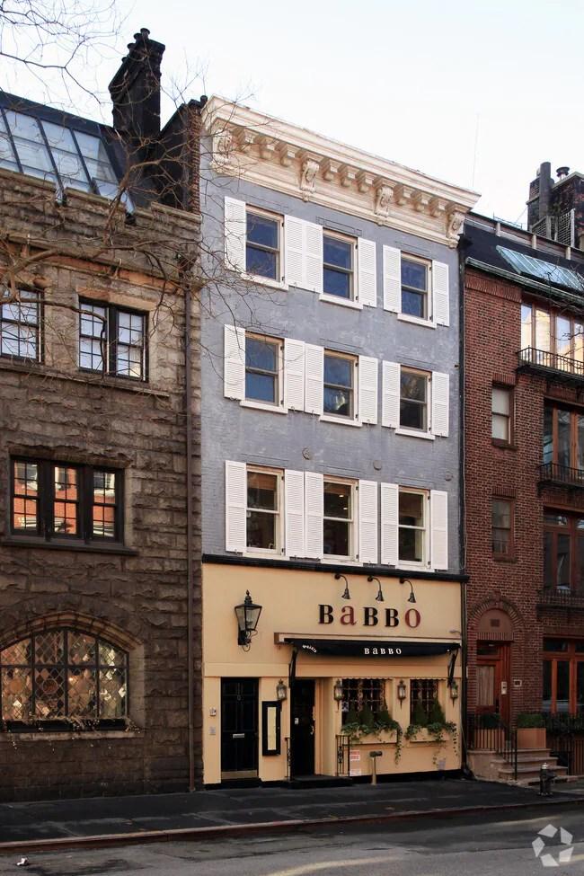 110 Waverly Pl New York Ny 10011 Apartments