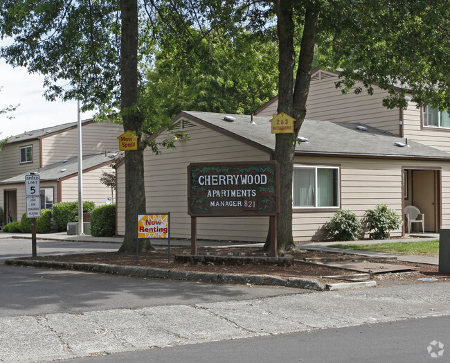 Cherrywood Apartments M Or