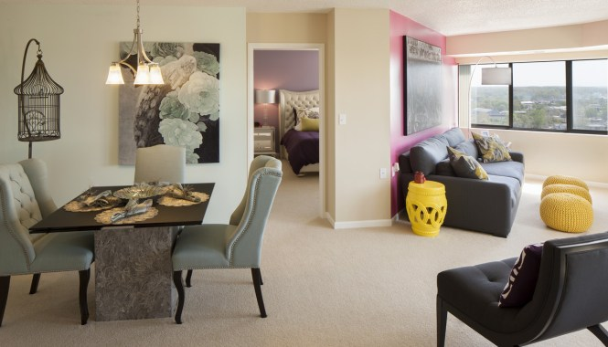 Primary Photo Skyrise Luxury Apartments