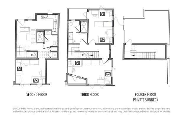 3br 2ba Icon Apartments