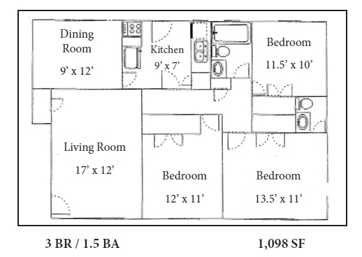 1 Bedroom Apartments For In Athens Ga Com