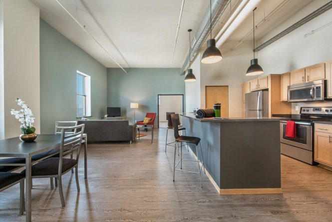 Boston Lofts Apartments Alquileres En