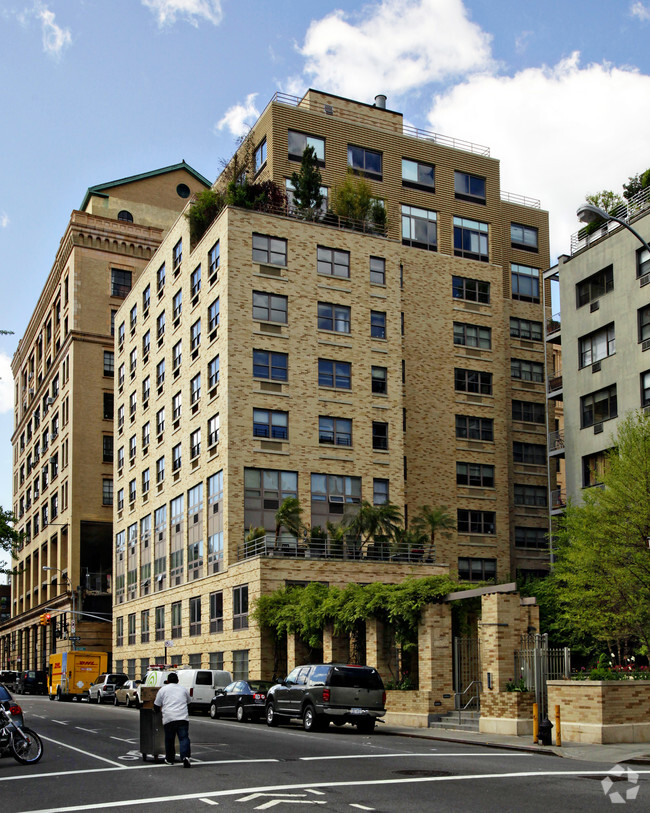 The Highline West Village Apartments New York Ny
