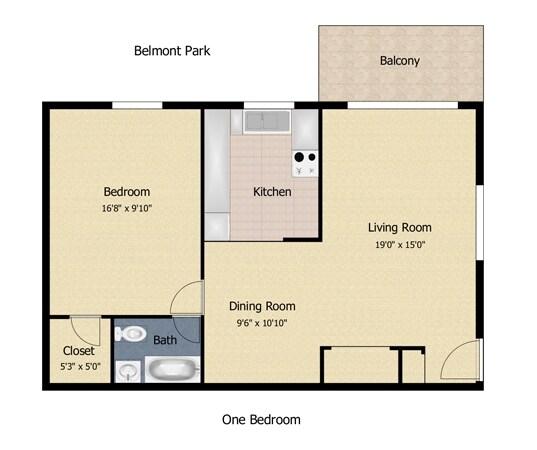 belmont park apartments rentals - baltimore, md | apartments
