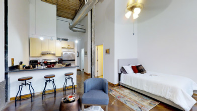 1br 1ba 622 Sf Mattress Factory Lofts