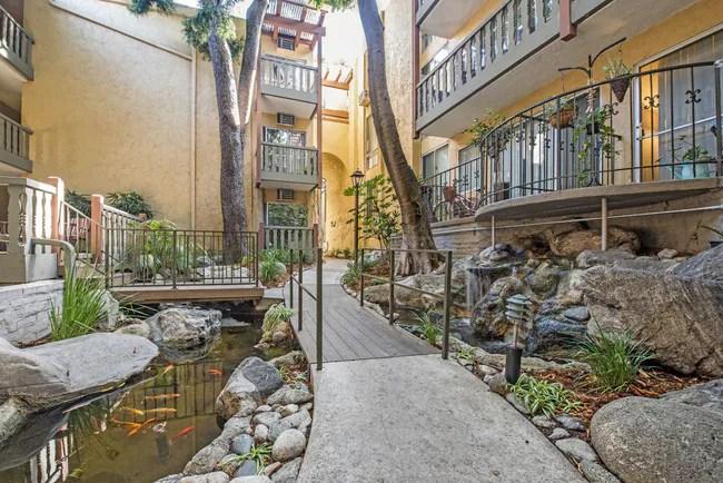 Mediterranean Village West Hollywood